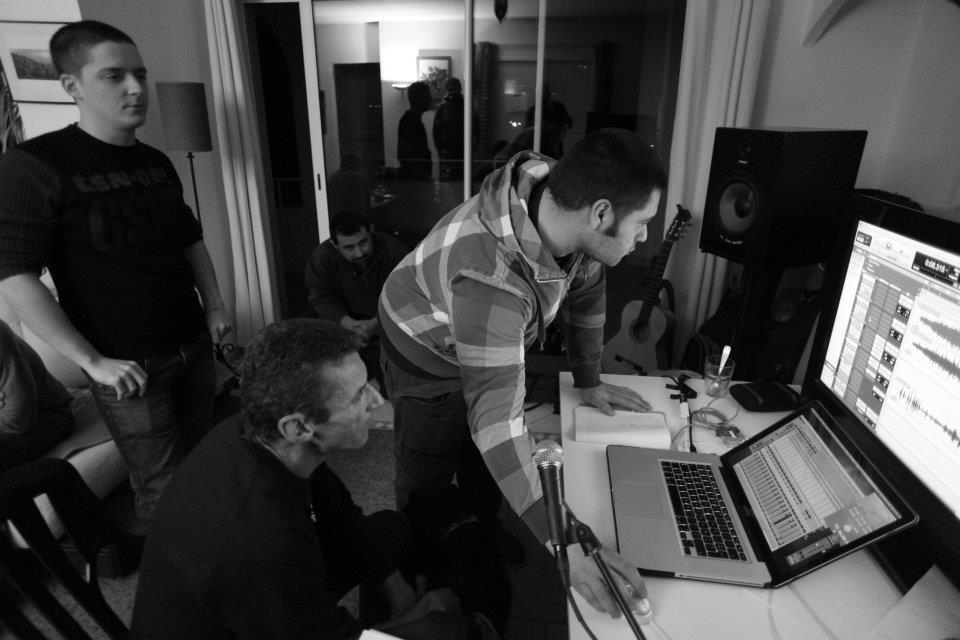 Enregistrements et mixages d'album et live